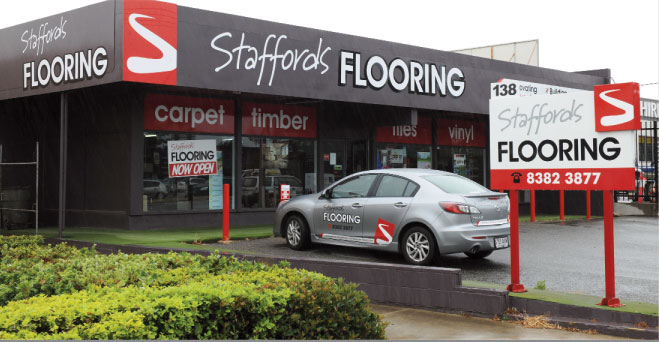 Staffords Flooring Morphett Vale